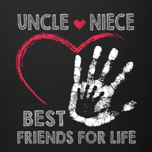 Uncle and niece best friends for life - Full Color Mug