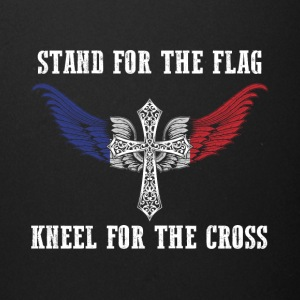 Stand for the flag France kneel for the cross - Full Color Mug
