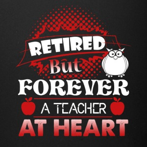 Retired Teacher Shirt - Full Color Mug