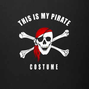 pirate costume Bones skull rede Karneval - Full Color Mug