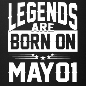 Legends are born on May 01 - Full Color Mug