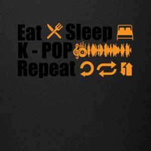Eat Sleep K-Pop Repeat Tee Shirt - Full Color Mug
