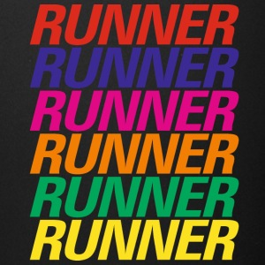 Runner T-Shirt - Full Color Mug