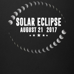 Total Solar Eclipse August 21 2017 T-Shirt - Full Color Mug