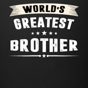 World s Greatest BROTHER T-shirt - Full Color Mug