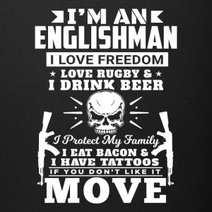 I'M AN ENGLISHMAN - LOVE RUGBY - Full Color Mug