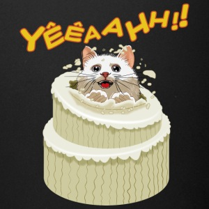 Kitten in the cake - Full Color Mug