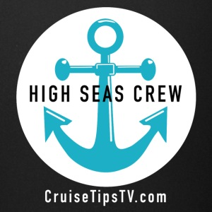 High Seas Crew, Anchor Design T-Shirt - Full Color Mug