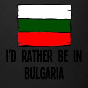 I'd Rather Be In Bulgaria - Full Color Mug