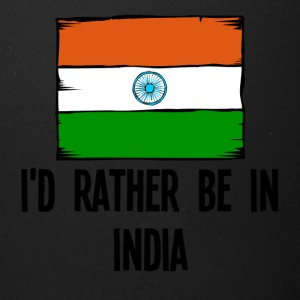 I'd Rather Be In India - Full Color Mug