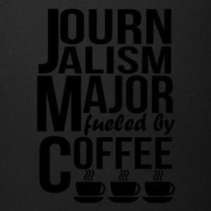 Journalism Major Fueled By Coffee - Full Color Mug
