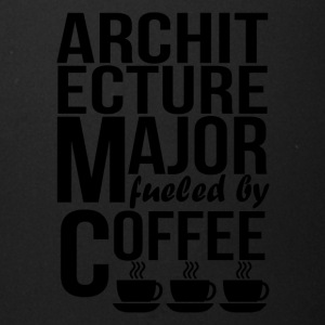 Architecture Major Fueled By Coffee - Full Color Mug