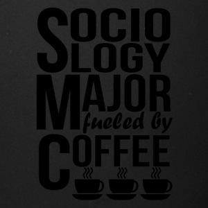 Sociology Major Fueled By Coffee - Full Color Mug