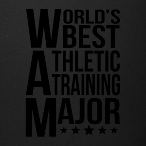 World's Best Athletic Training Major - Full Color Mug
