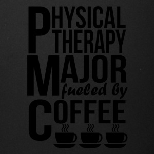 Physical Therapy Major Fueled By Coffee - Full Color Mug