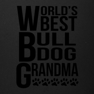 World's Best Bulldog Grandma - Full Color Mug