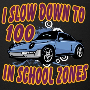 I_slow_down_to_100_in_school_zones - Full Color Mug