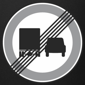 Road_Sign_truck_and_car_restriction - Full Color Mug