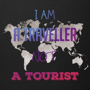 I am a traveller not a tourist - Full Color Mug