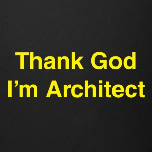 Thank-God-Im-Architect - Full Color Mug