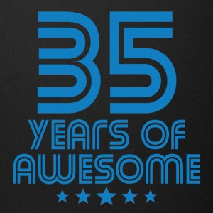 35 Years Of Awesome 35th Birthday - Full Color Mug