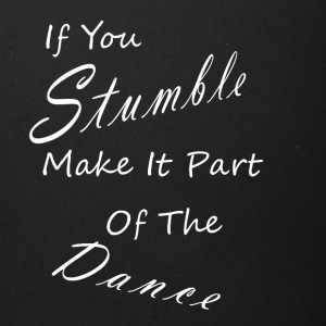 if you stumble - Full Color Mug