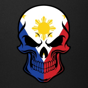 Filipino Flag Skull - Full Color Mug