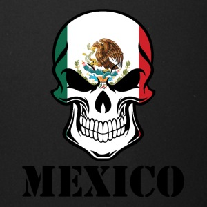 Mexican Flag Skull Mexico - Full Color Mug