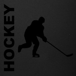 Hockey Player Silhouette - Full Color Mug