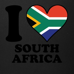 I Love South Africa South African Flag Heart - Full Color Mug
