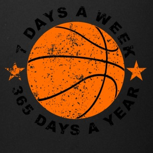 7 Days A Week Basketball - Full Color Mug