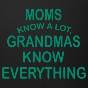 grandmas know everything - Full Color Mug