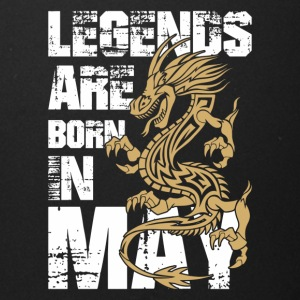 Legends Are Born in May Dragon - Full Color Mug