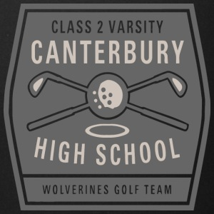 Class 2 Varsity Canterbury High School Wolverines - Full Color Mug