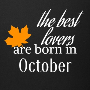 The best lovers are born in October - Full Color Mug