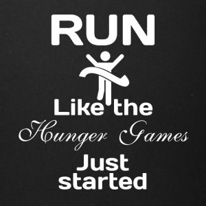 Run like the Hunger Games just started - Full Color Mug