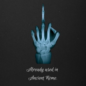 Middlefinger - Already used in Ancient Rome - Full Color Mug