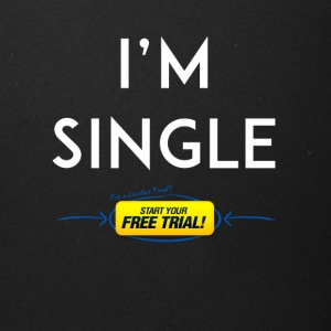 I m single start a free trial - Full Color Mug