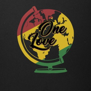 One Love T-Shirt Rasta Reggae Men World Gift - Full Color Mug