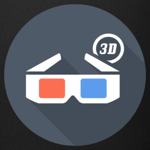 3D glasses - Badge - Full Color Mug