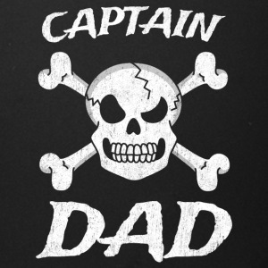 Captain Dad Funny Pirate Theme Fun Halloween - Full Color Mug