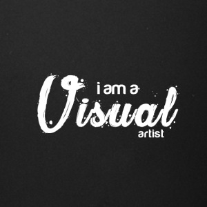 I am a VISUAL artist - Full Color Mug