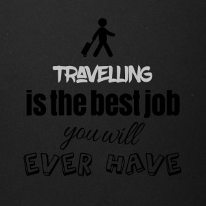 Travelling is the best job you will ever have - Full Color Mug