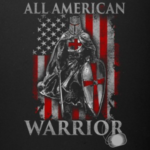 All American Warrior - Full Color Mug