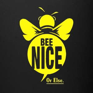 bee nice - Full Color Mug