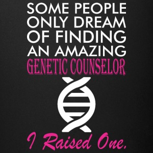 Some People Dream Amazing Genetic Counselor - Full Color Mug