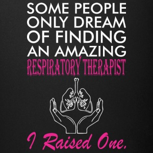 Some People Dream Amazing Respiratory Therapist - Full Color Mug