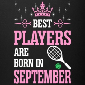 Best Players Are Born In September - Full Color Mug