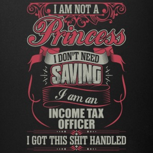 I Am An Income Tax Officer - Full Color Mug