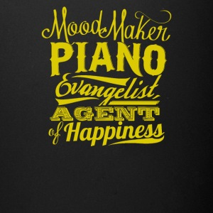 Mood maker piano evangelist agent of hapines - Full Color Mug